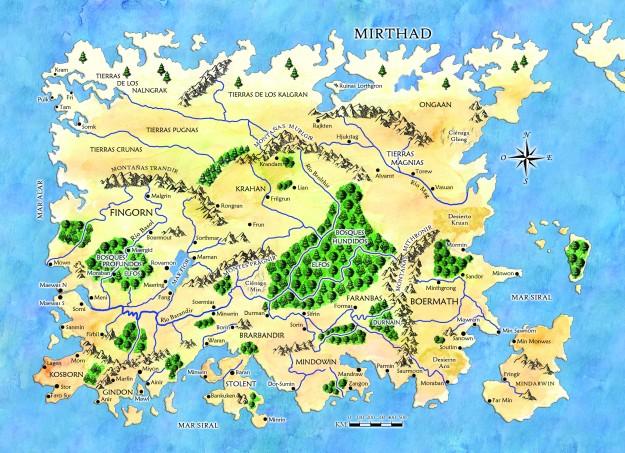 Mapa Mirthad web