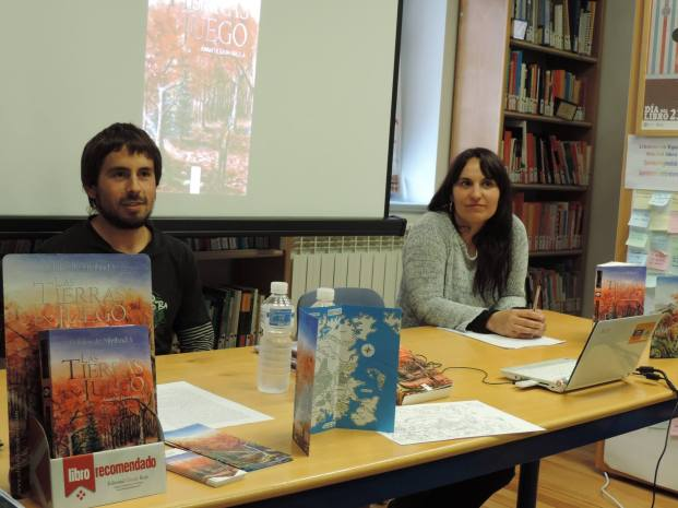 Presentación de la novela